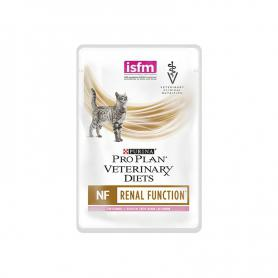 Purina Pro Plan Veterinary diets NF корм для кошек при патологии почек, с лососем, пауч, 85 г