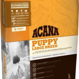 ACANA PUPPY LARGE BREED 17кг