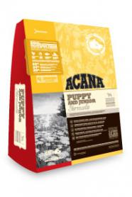ACANA PUPPY & JUNIOR, 17 кг