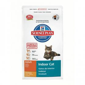 Science Plan™ Feline Adult Indoor Cat Chicken, 3 кг
