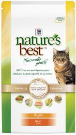 Nature's Best™ Feline Adult Chicken, 2 кг