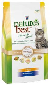 Nature's Best™ Feline Mature Adult Chicken, 300 гр