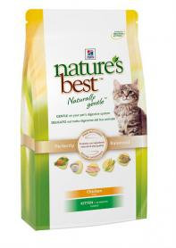 Nature's Best™ Kitten Chicken, 2 кг