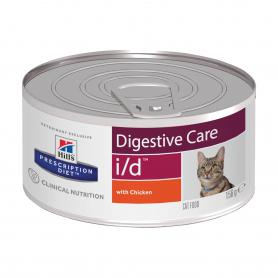 Prescription Diet™ i/d™ Feline Фарш с курицей, 156 гр